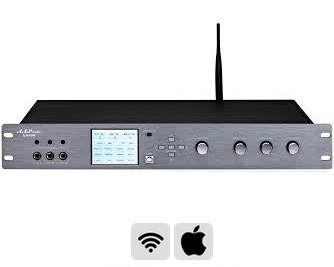 Mixer karaoke kỹ thuật số AAP audio K-9800