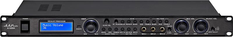 Mixer karaoke AAP audio K-8000